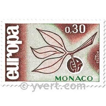 nr. 675/676 -  Stamp Monaco Mail