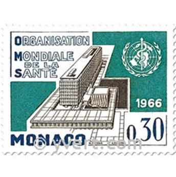 nr. 703/704 -  Stamp Monaco Mail