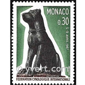 nr. 722 -  Stamp Monaco Mail