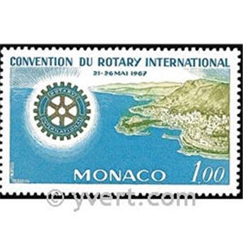 nr. 726 -  Stamp Monaco Mail
