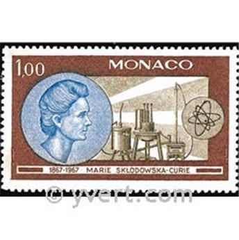 n° 732 -  Timbre Monaco Poste