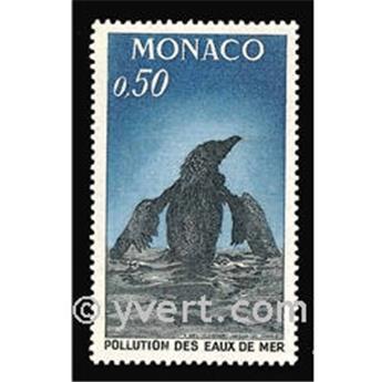 n.o 859 -  Sello Mónaco Correos