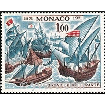 n° 870 -  Selo Mónaco Correios