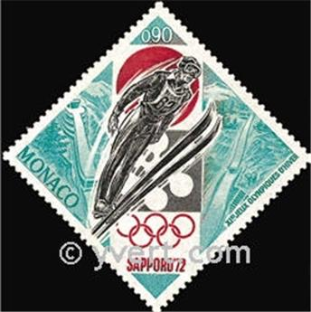 nr. 882 -  Stamp Monaco Mail