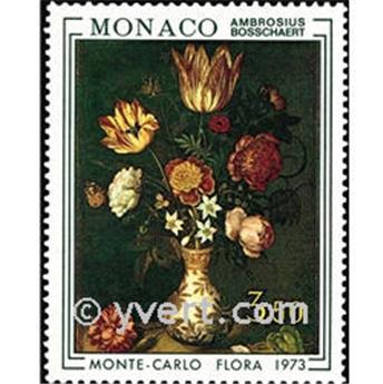 n.o 916 -  Sello Mónaco Correos