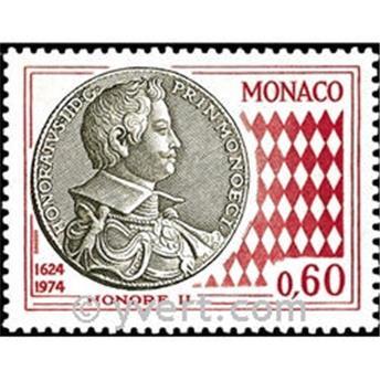 n.o 980 -  Sello Mónaco Correos