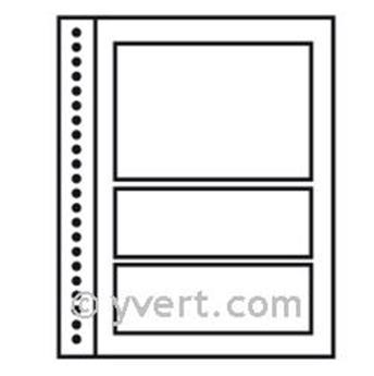 Recambios ´Dos caras Dúo-Supra´: 1 compartimento + 2 bandas