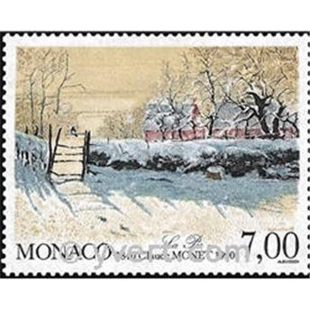 n.o 1747 -  Sello Mónaco Correos