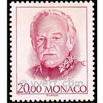 nr. 1778 -  Stamp Monaco Mail