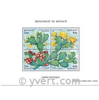 nr. 1817/1820 (BF 55) -  Stamp Monaco Mail