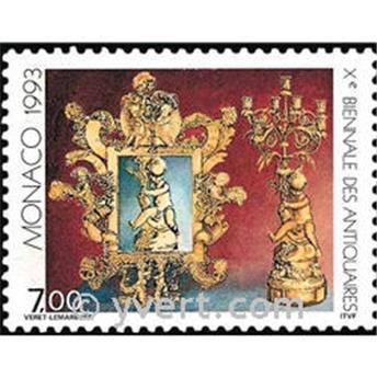 nr. 1874 -  Stamp Monaco Mail