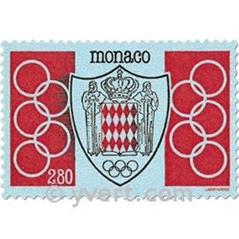 n° 1888/1903 -  Timbre Monaco Poste