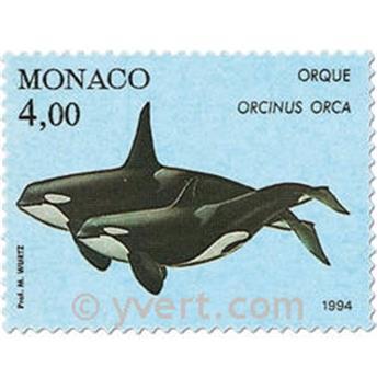 n° 1926/1929 (BF 64) -  Timbre Monaco Poste