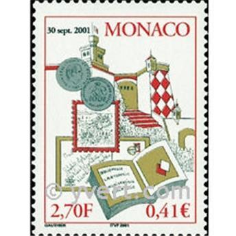 n° 2306 -  Timbre Monaco Poste