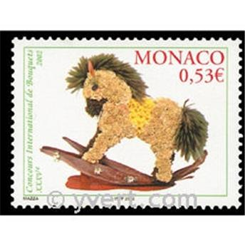 n° 2320 -  Timbre Monaco Poste
