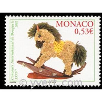 n.o 2320 -  Sello Mónaco Correos