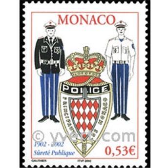 n.o 2345 -  Sello Mónaco Correos