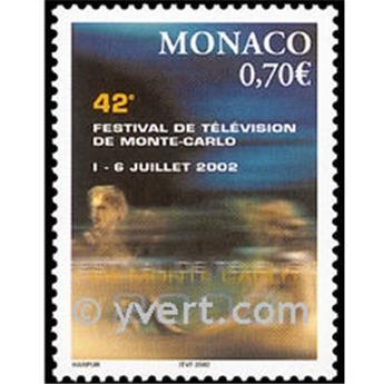 n.o 2351 -  Sello Mónaco Correos