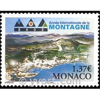 n.o 2355 -  Sello Mónaco Correos