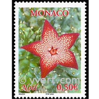 n° 2368 -  Selo Mónaco Correios