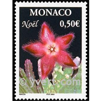 n° 2415 -  Selo Mónaco Correios