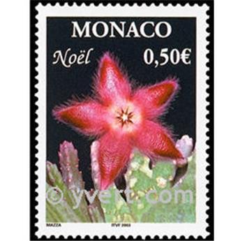 n.o 2415 -  Sello Mónaco Correos