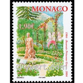 n° 2428 -  Selo Mónaco Correios