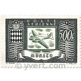 nr. 42/44 -  Stamp Monaco Air Mail