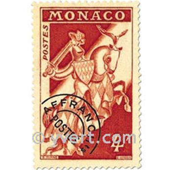 n° 11/18 -  Selo Mónaco Pré-obliterados