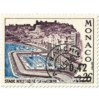 n° 34/37 -  Timbre Monaco Préoblitérés