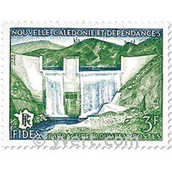 n.o 287 -  Sello Nueva Caledonia Correos