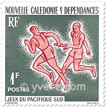 n° 308/311 -  Timbre Nelle-Calédonie Poste