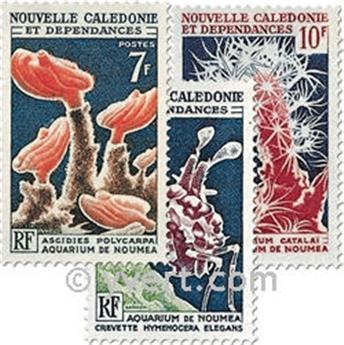 n° 322/324 -  Timbre Nelle-Calédonie Poste
