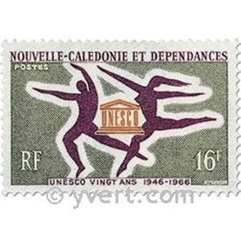 nr. 329 -  Stamp New Caledonia Mail
