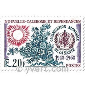 n.o 351 -  Sello Nueva Caledonia Correos