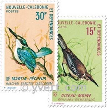 nr. 364/365 -  Stamp New Caledonia Mail