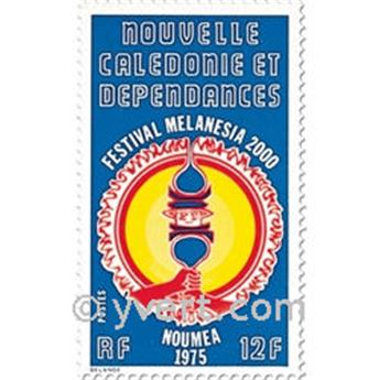 n.o 394 -  Sello Nueva Caledonia Correos