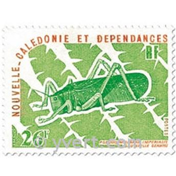 n.o 406/407 -  Sello Nueva Caledonia Correos