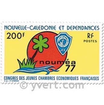 n.o 413 -  Sello Nueva Caledonia Correos