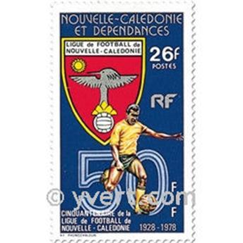 n.o 423 -  Sello Nueva Caledonia Correos