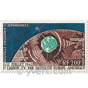 n° 73 -  Timbre Nelle-Calédonie Poste aérienne