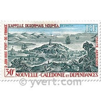 n° 86 -  Timbre Nelle-Calédonie Poste aérienne