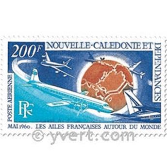 n° 112 -  Timbre Nelle-Calédonie Poste aérienne