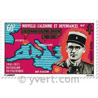 nr. 121 -  Stamp New Caledonia Air Mail