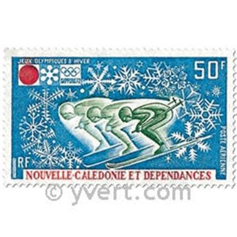 nr. 126 -  Stamp New Caledonia Air Mail