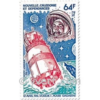 nr. 212/213 -  Stamp New Caledonia Air Mail