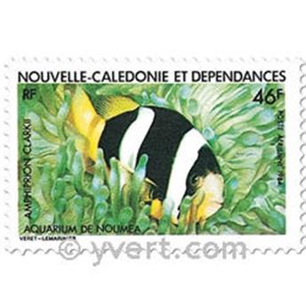 nr. 236/237 -  Stamp New Caledonia Air Mail