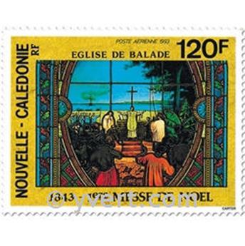 n.o 309 -  Sello Nueva Caledonia Correo aéreo