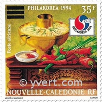 nr. 317/320 -  Stamp New Caledonia Air Mail