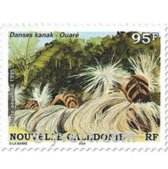 nr. 329/330 -  Stamp New Caledonia Air Mail